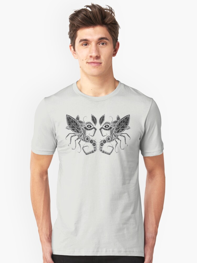 Mosquito Tee Unisex T-Shirt Front