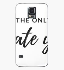 Funda/vinilo para Samsung Galaxy dj khaled