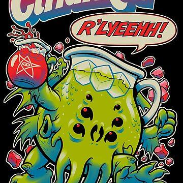 CTHUL-AID by beastpop