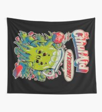CTHUL-AID Wall Tapestry