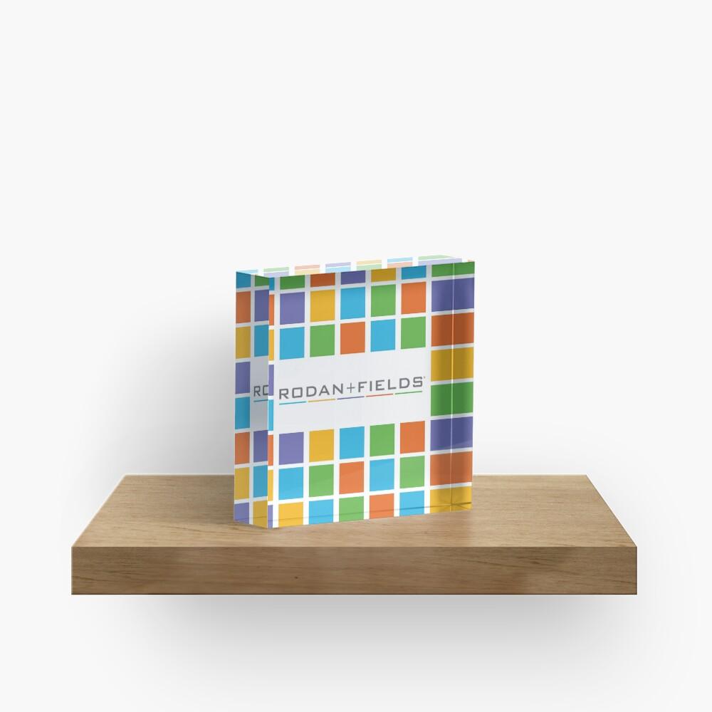 Rodan and Fields Blocks Acrylic Block