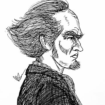Count Olaf- Ink by lesamleq