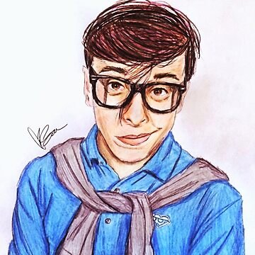 Patton- Colored Pencil by lesamleq