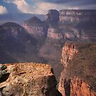 Blyde River Canyon #1 by Karine Radcliffe