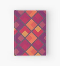 Fire and grapes Hardcover Journal