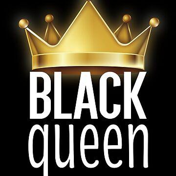 Black Queen by phskulmshirt