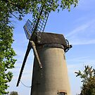 Bidston hill, windmill by Kimberley Davitt