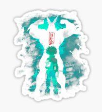HERO ACADEMIA Sticker