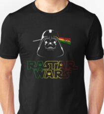 Rastar Wars! Darth Side of the Vader!   Unisex T-Shirt