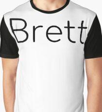 Brett Graphic T-Shirt