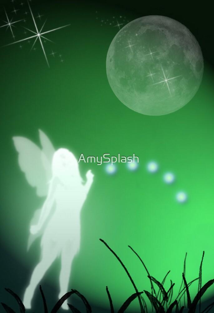Earth Fiary by AmySplash