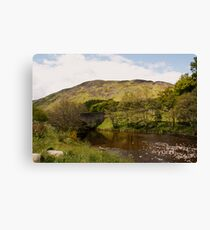 Scottish Scenery Canvas Print
