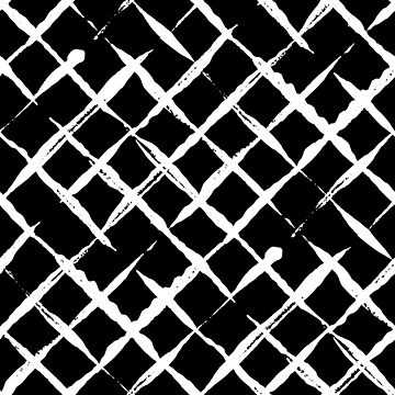 Diagonal checkered pattern by AnastasiiaM