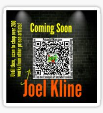 Joel kline  Sticker