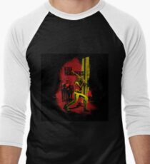 Kill Walkers  Men's Baseball ¾ T-Shirt