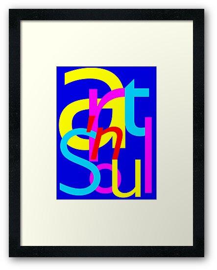 Art 'n Soul by Ron Marton