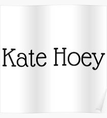 Kate Hoey Poster