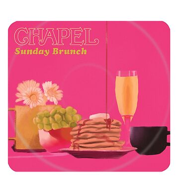 Chapel - Sunday brunch ep art by Akqxxx