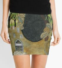 Spirits - The Qalam Series Mini Skirt