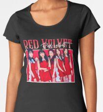 Red Velvet Band Tee Women's Premium T-Shirt
