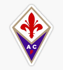 Pegatina Club de fútbol - ACF Fiorentina - Serie A