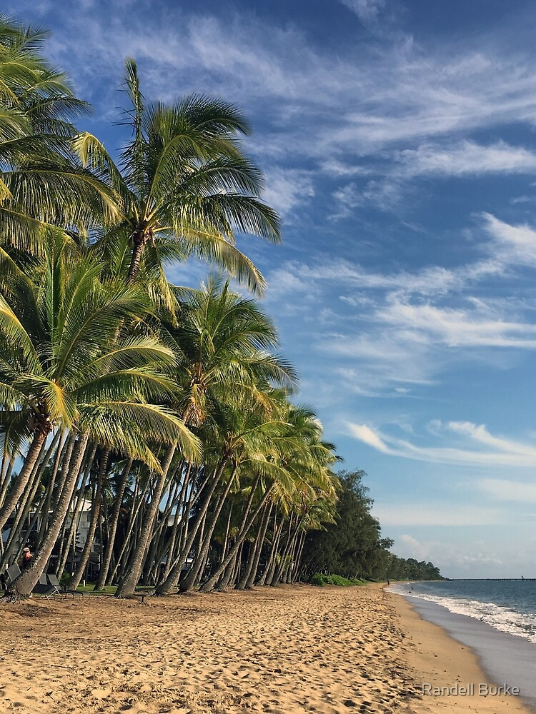 Palm Cove Beach, a strong and beautiful image by inntron