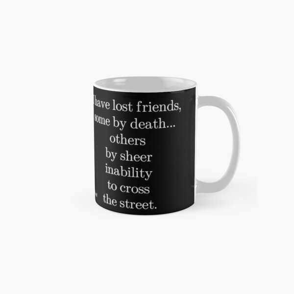 Sprinkles - I Have Lost Friends Classic Mug