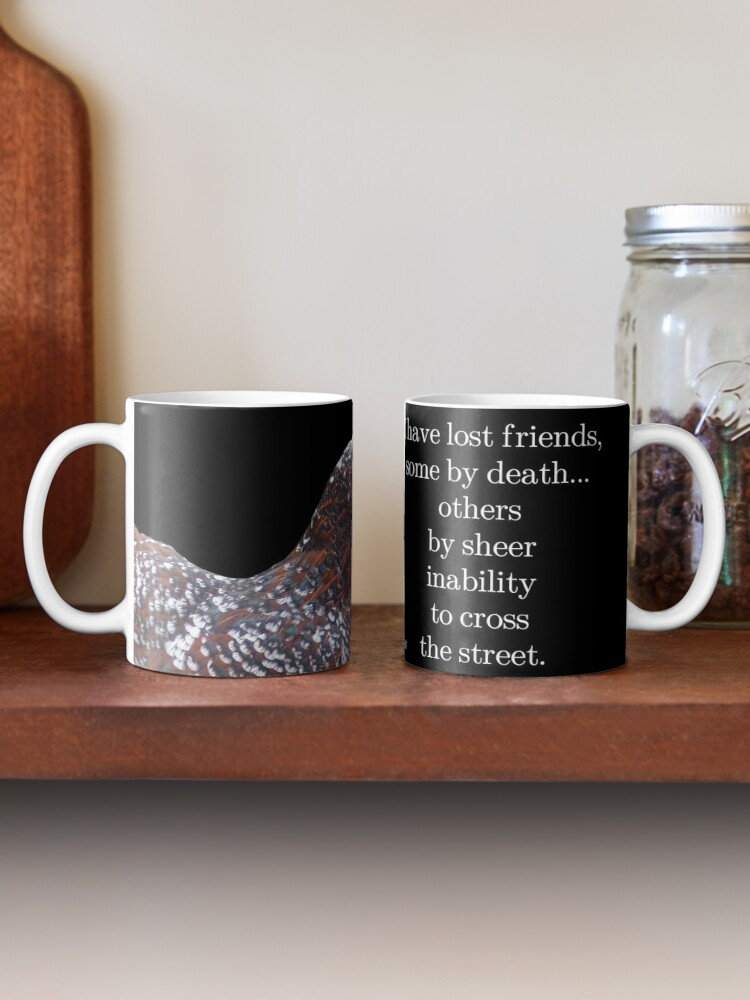 Alternate view of Sprinkles - I Have Lost Friends Mug