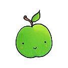 A Happy Wee Apple by TakoraTakora