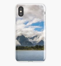 Cloudy with a chance of ... beautiful photo! iPhone Case