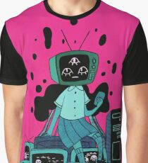 Cyber Witch Graphic T-Shirt