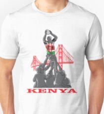 Kenya Rugby Sevens 2018 World Champions 7s shirt Unisex T-Shirt