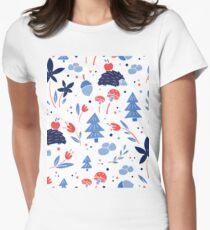 Nature Women's Fitted T-Shirt
