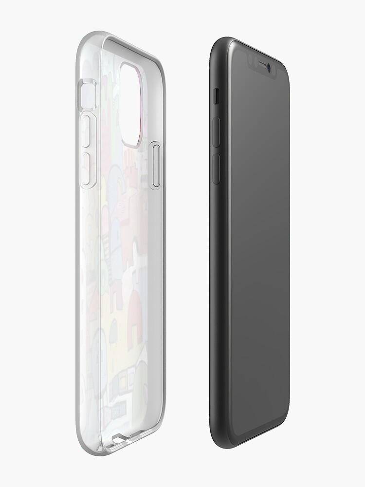 Alternate view of open to evoke iPhone Case & Cover