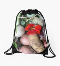 Abundance Drawstring Bag