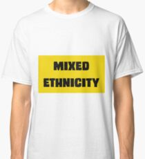 Mixed Ethnicity Classic T-Shirt