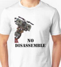 Short Circuit - No Disassemble Unisex T-Shirt