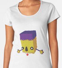 Boxy Piñatamon Women's Premium T-Shirt