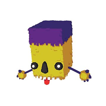 Boxy Piñatamon by mejak