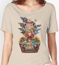 DBZ MASHUP Women's Relaxed Fit T-Shirt