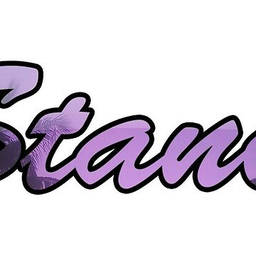 VStanced Beach - Sticker by BBsOriginal