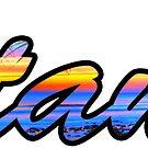 VStanced Palm Beach - Sticker by BBsOriginal