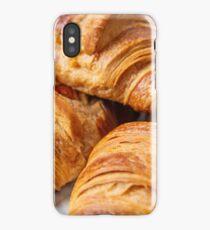 Fresh Baked Croissants iPhone Case
