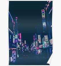 Seoul Nights Poster