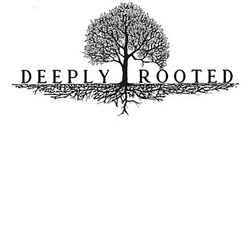 Deeply Rooted Ancestry Tree  by Deestylistic