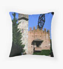 Grazzano Visconti - Piacenza (Italy) Throw Pillow