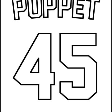 Puppet 45 - Putin's puppet by goodtogotees
