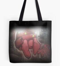 Pink foot Topsk Tote Bag