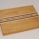 Cutting Board by Robert's Woodworking Studio