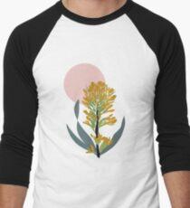 Astra Dawn Floral Baseball ¾ Sleeve T-Shirt